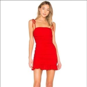 Lovers and Friends Amy Mini Dress NWOT